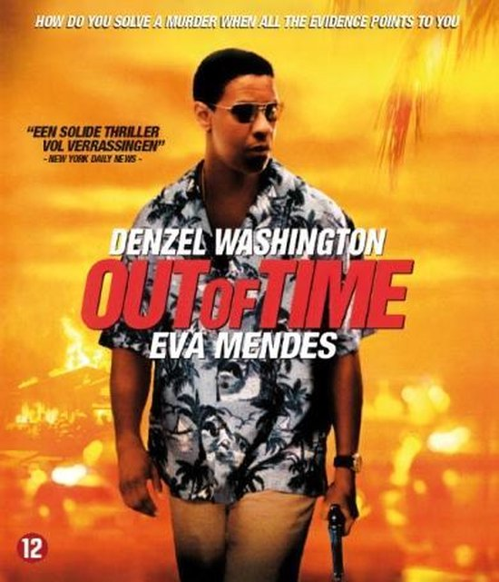 Cover van de film 'Out Of Time'