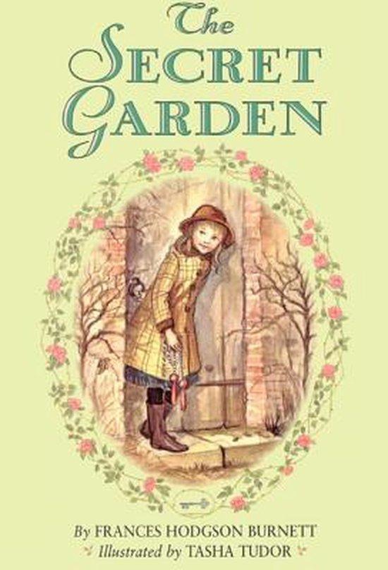 Boek cover The Secret Garden van Frances Hodgson Burnett (Hardcover)