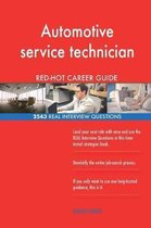 Automotive Service Technician Red-Hot Career; 2543 Real Interview Questions