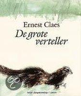 Boek cover De grote verteller van Ernest Claes