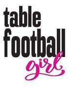 Table Football Girl