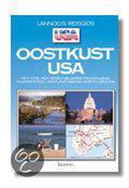 Lannoo's Reisgids Oostkust USA - Horst Schmidt-Brummer |
