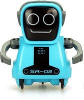 Silverlit Robot Pokibot blauw