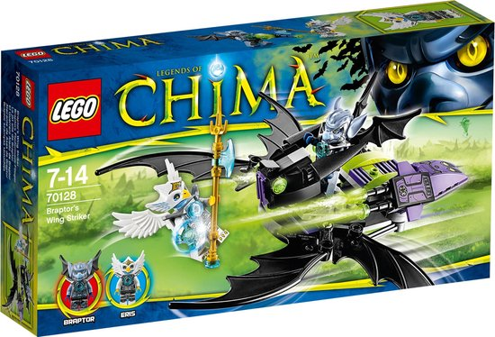 LEGO Chima Braptor's Wing Striker - 70128