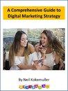 Omslag A Comprehensive Guide to Digital Marketing Strategy