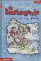 De Beestenbende varkentje op visite