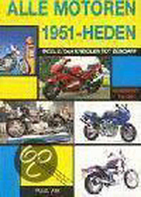 Alle motoren 1951-heden. Deel 2: Van Kreidler tot Zundapp - Ruud Vos | Fthsonline.com