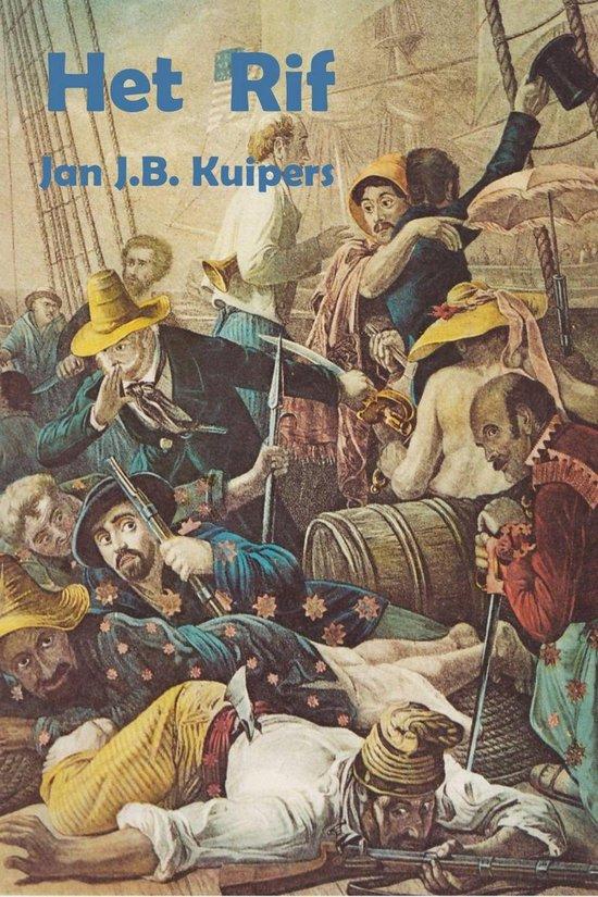 Het rif - Jan J.B. Kuipers |