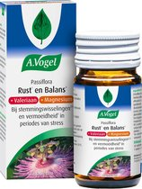 A.Vogel Passiflora Rustgevend Emotionele Balans - 30 Tabletten