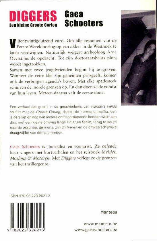 Diggers - Gaea Schoeters   Fthsonline.com