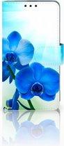 Microsoft Lumia 535 Uniek Hoesje Orchidee