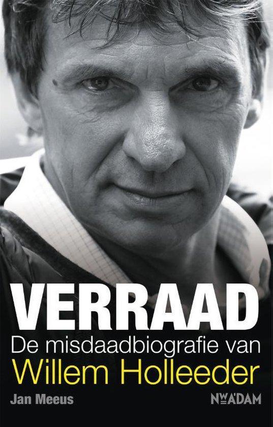 Boek cover Verraad van Jan Meeus