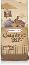 Versele-Laga Country`s Best Cuni Top Pure - Konijnenkorrel 20 kg