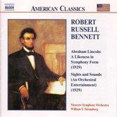 Bennett:Abraham Lincoln.Sights