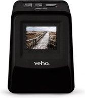 Veho Smartfix VFS-014-SF - Negatief film en dia scanner - 14 megapixel - Met Display