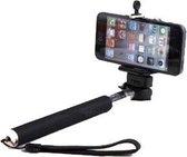 Uitschuifbare selfie stick monopod cam
