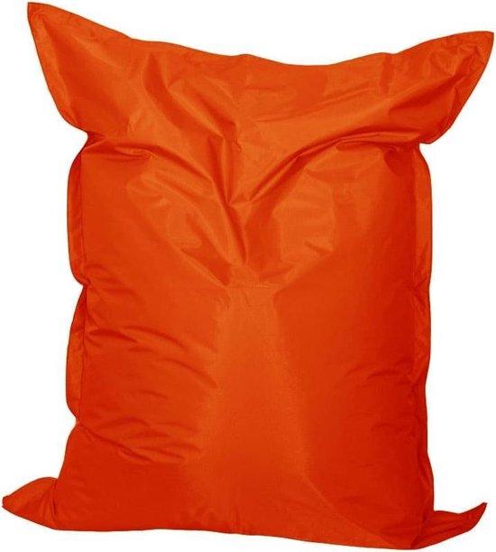 Zitzak  Nylon Oranje maat 170x140