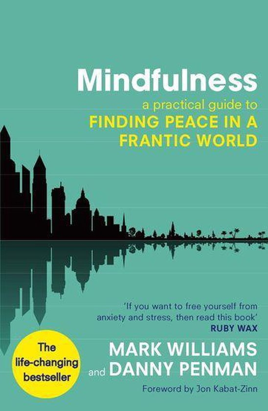 Boek cover Mindfulness van Dr Danny Penman (Onbekend)