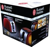Russell Hobbs 21291-56 Legacy -  Broodrooster - Rood