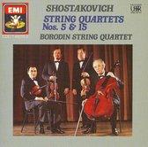 Shostakovich: String Quartets Nos. 5 & 15