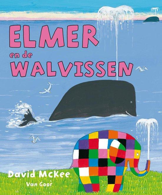Elmer - Elmer en de walvissen - David Mckee |