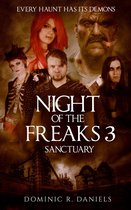 Omslag Night of the Freaks 3: Sanctuary