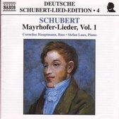 Schubert:Mayrhofer-Lieder Vo.1