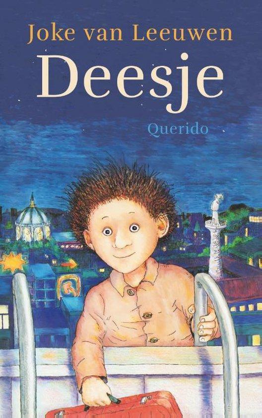 Boek cover Deesje van Joke van Leeuwen (Hardcover)