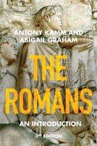 Boek cover The Romans van Antony Kamm