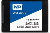 """Western Digital Blue - Interne SSD 2.5"""" - 1 TB"""