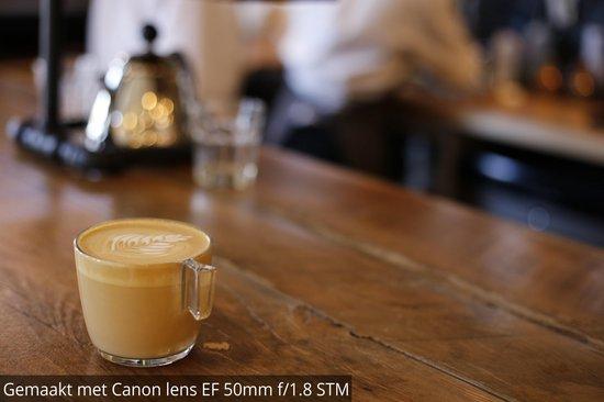 Canon EF 50mm f/1.8 STM - Zwart