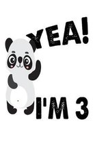 Yea! I'm 3