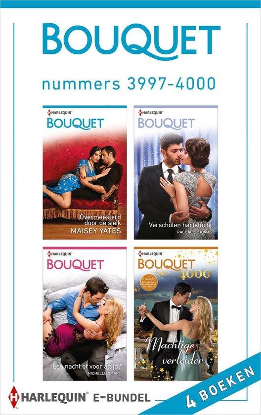 Bouquet e-bundel nummers 3997 - 4000 - Maisey Yates | Readingchampions.org.uk