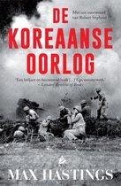 Boek cover De Koreaanse Oorlog van Max Hastings (Onbekend)