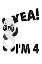 Yea! I'm 4