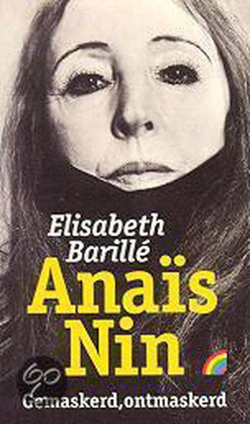 Anais Nin - Barille | Readingchampions.org.uk