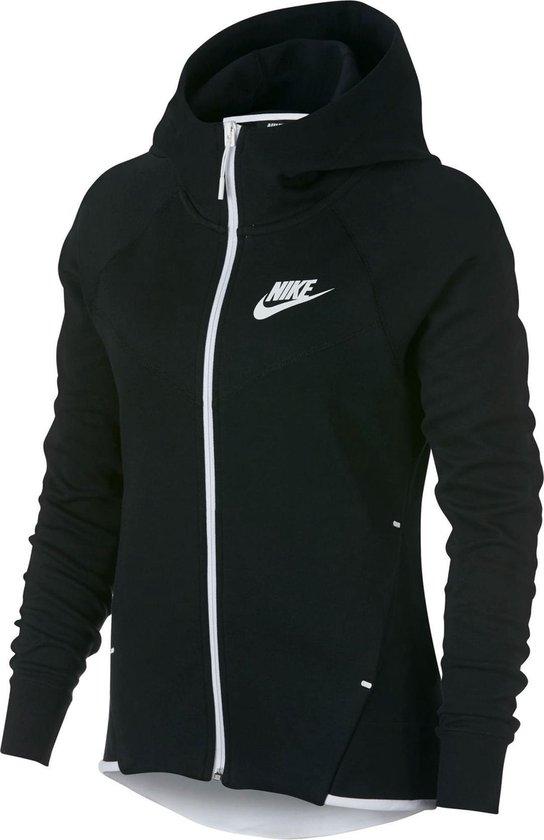 bol.com   Nike Sportswear Tech Fleece Windrunner Sweatvest ...