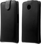 Flip case hoesje zwart Motorola Nexus 6