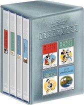 Walt Disney TREASURES VOL.1-4 TIN BOX DVD NL