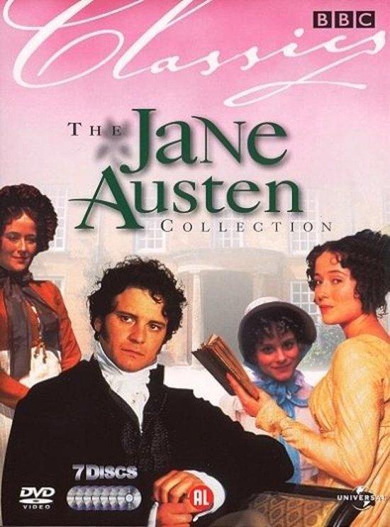 Cover van de film 'The Jane Austen Collection'