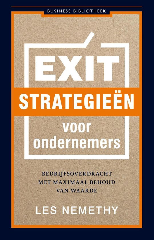 Exitstrategieen - Les Nemethy | Fthsonline.com