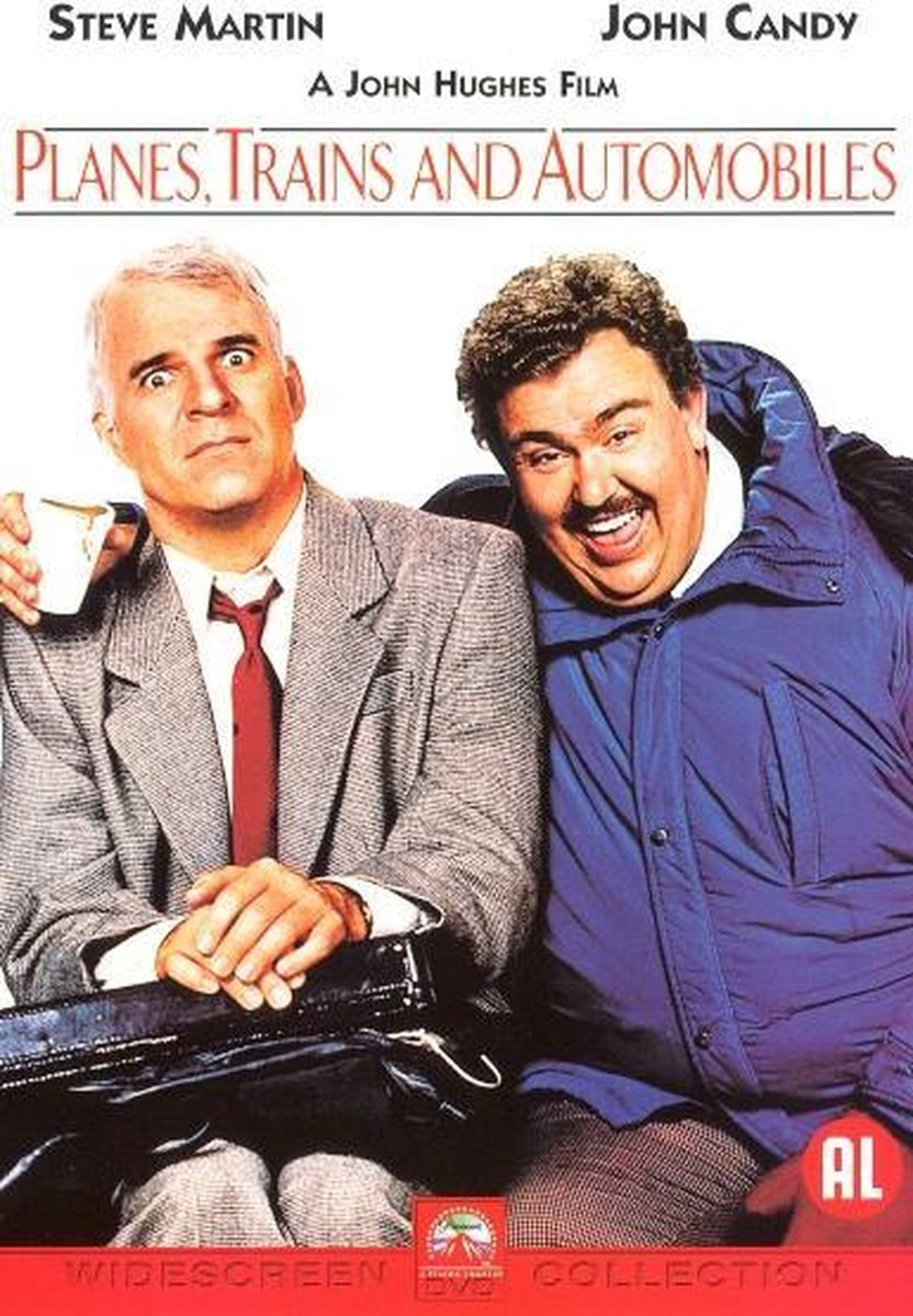 Planes,Trains & Automobiles (D) - Movieplay