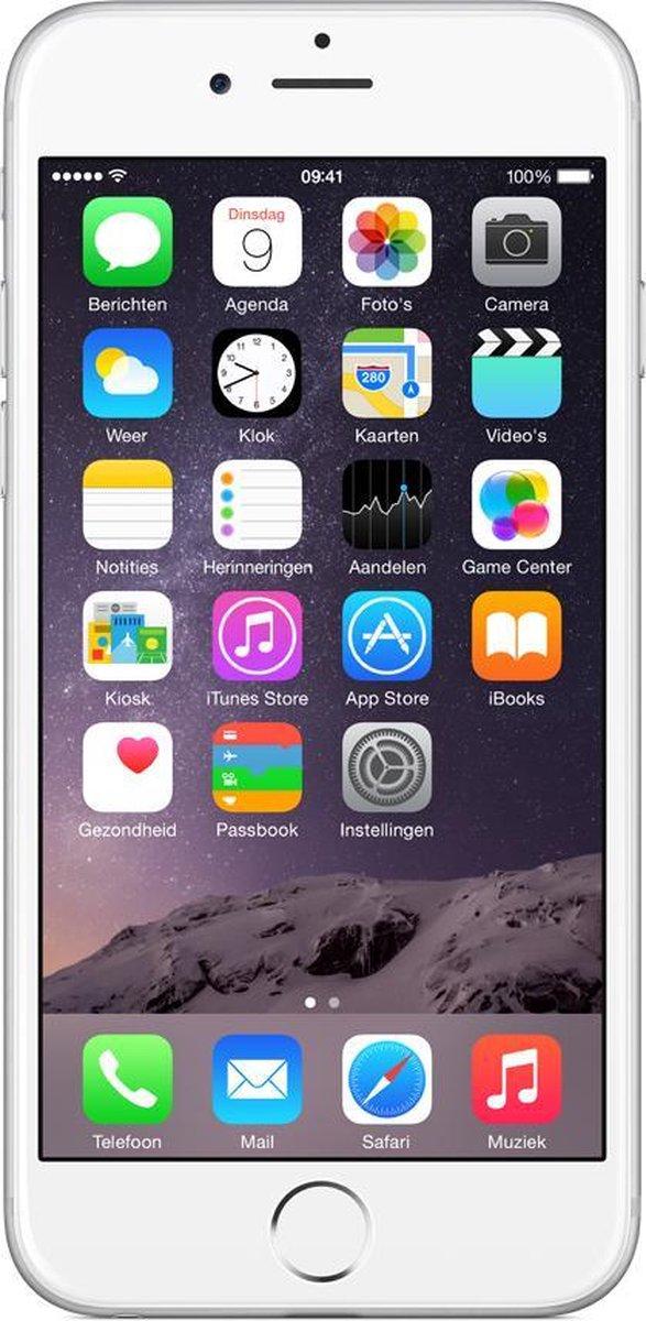 Apple iPhone 6 Plus - 128GB - Zilver kopen