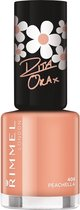 Rimmel London 60 seconds supershine Rita Ora Collection Nagellak - 815 Peachella