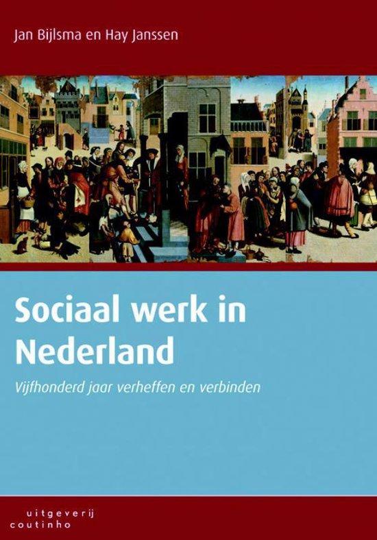 Sociaal werk in Nederland - Jan Bijlsma |