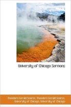 University of Chicago Sermons
