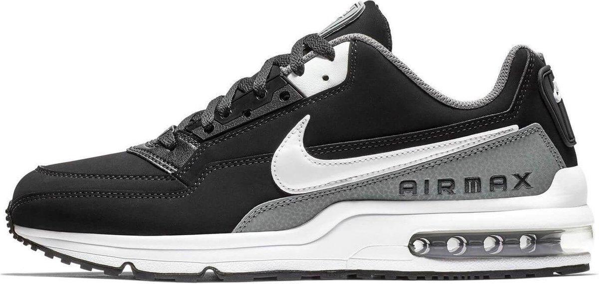 Nike Air Max LTD 3 Heren Sneakers - Black/White-Cool Grey - Maat 47