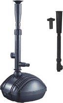 Aquaforte Fonteinpomp PF-1000 - 1000 liter/uur - Verbruik 14 watt
