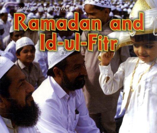 Boek cover Ramadan and Id-ul-Fitr van Nancy Dickmann (Paperback)
