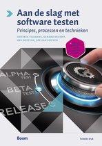 Aan de slag met software testen